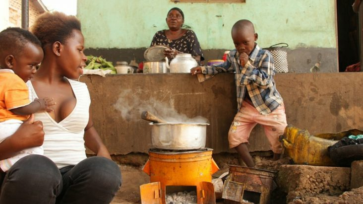 Cookstoves in Oeganda