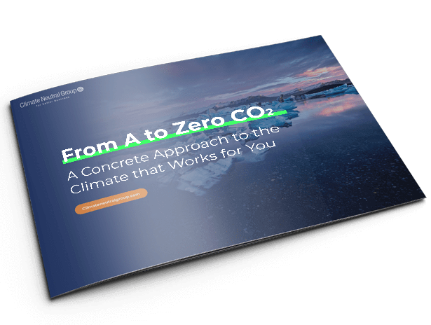 English Brochure Climate Neutral Group